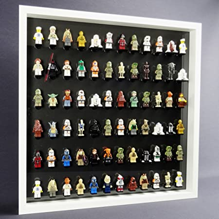 Inlays for 50 x 50 Ribba Frame Showcase for LEGO Series Place for 72 ...