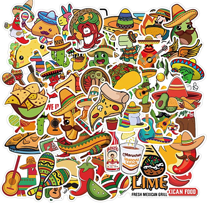 The Best Cute Stickers Food