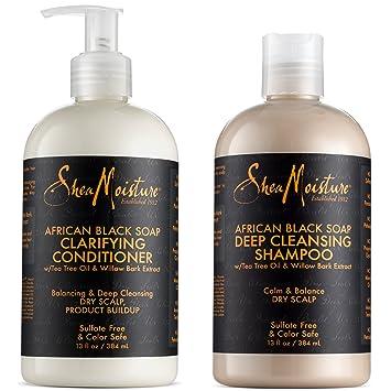 shea moisture black soap