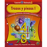 Connected Mathematics Spanish Grade 6 Student Edition Bits & Pieces I