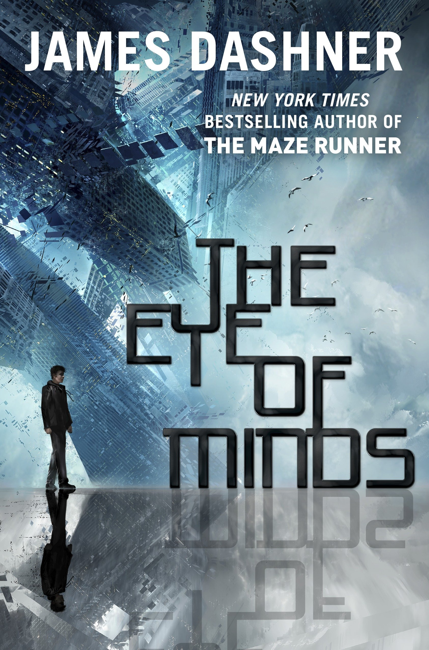 Read Online The Eye of Minds (The Mortality Doctrine, Book One) pdf