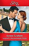Mills & Boon : Leonetti's Housekeeper Bride