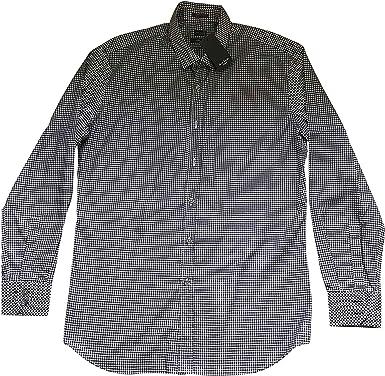 Paul Smith London Individual Puño Micro Cuadros Manga Larga Slim Fit Camisa: Amazon.es: Ropa y accesorios