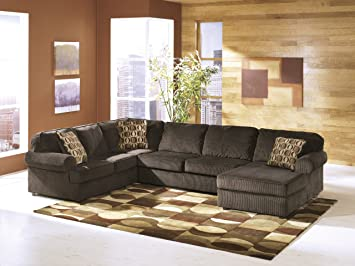 Right Facing Sofa Sectional by Ashley Furniture