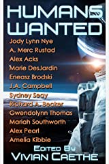 Humans Wanted Kindle Edition
