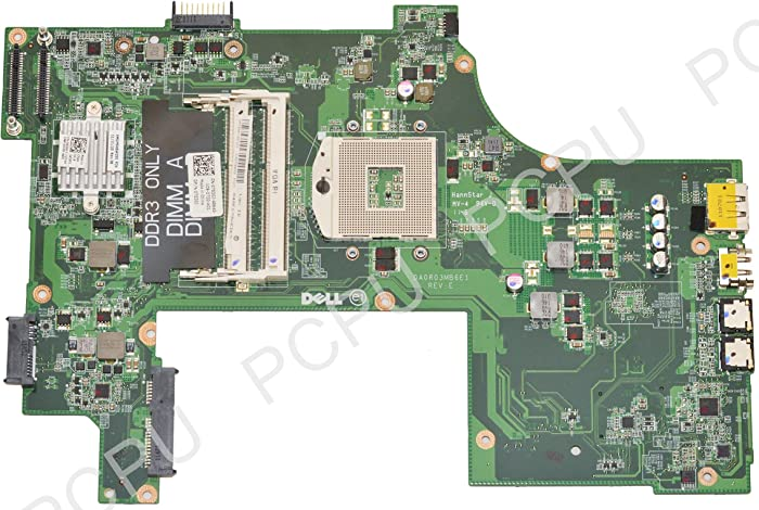 7830J - Dell Inspiron 17R (N7110) Motherboard System Board with Intel Video - 7830J