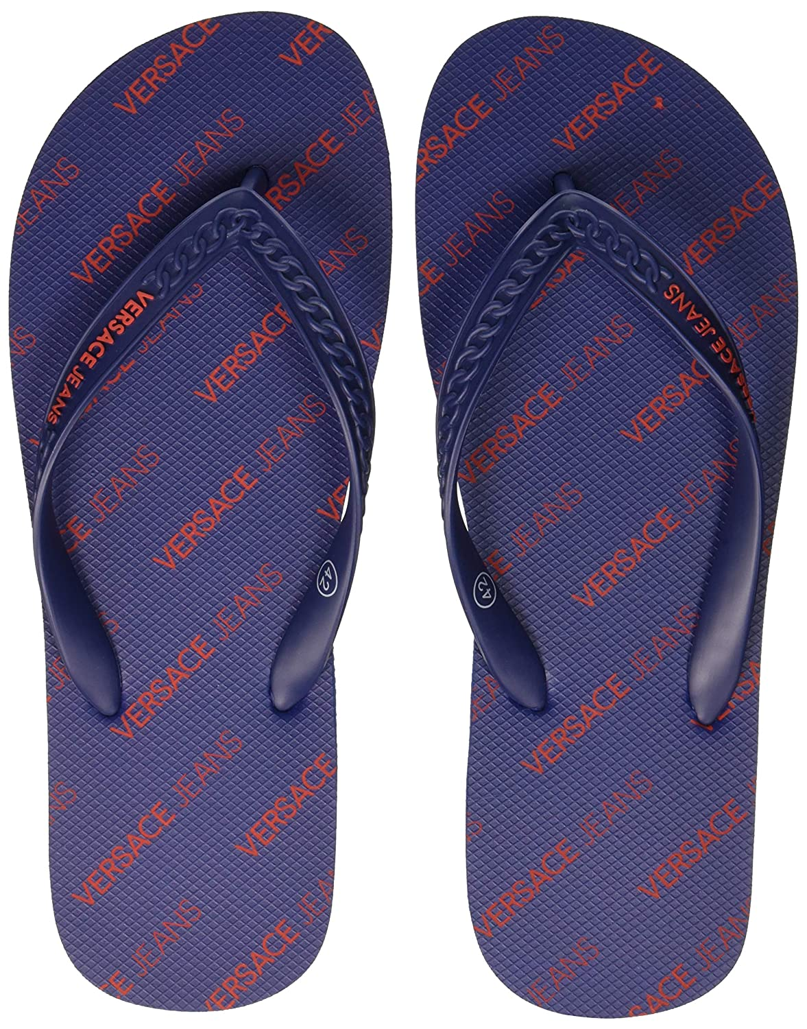 VERSACE JEANS COUTURE Shoes, Chanclas para Hombre