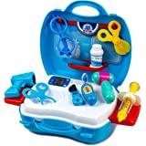 Toysery Doctor Medical Kit - Pretend Play Set for Kids