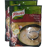 Knorr Chicken Delite Soup - Classic, 51g (Pack of 2) Promo Pack
