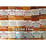 Get 4 Packs for the price of 3 - Seasonings Rubs Marinades - Spices on the Web (Chicken Tikka 50g)