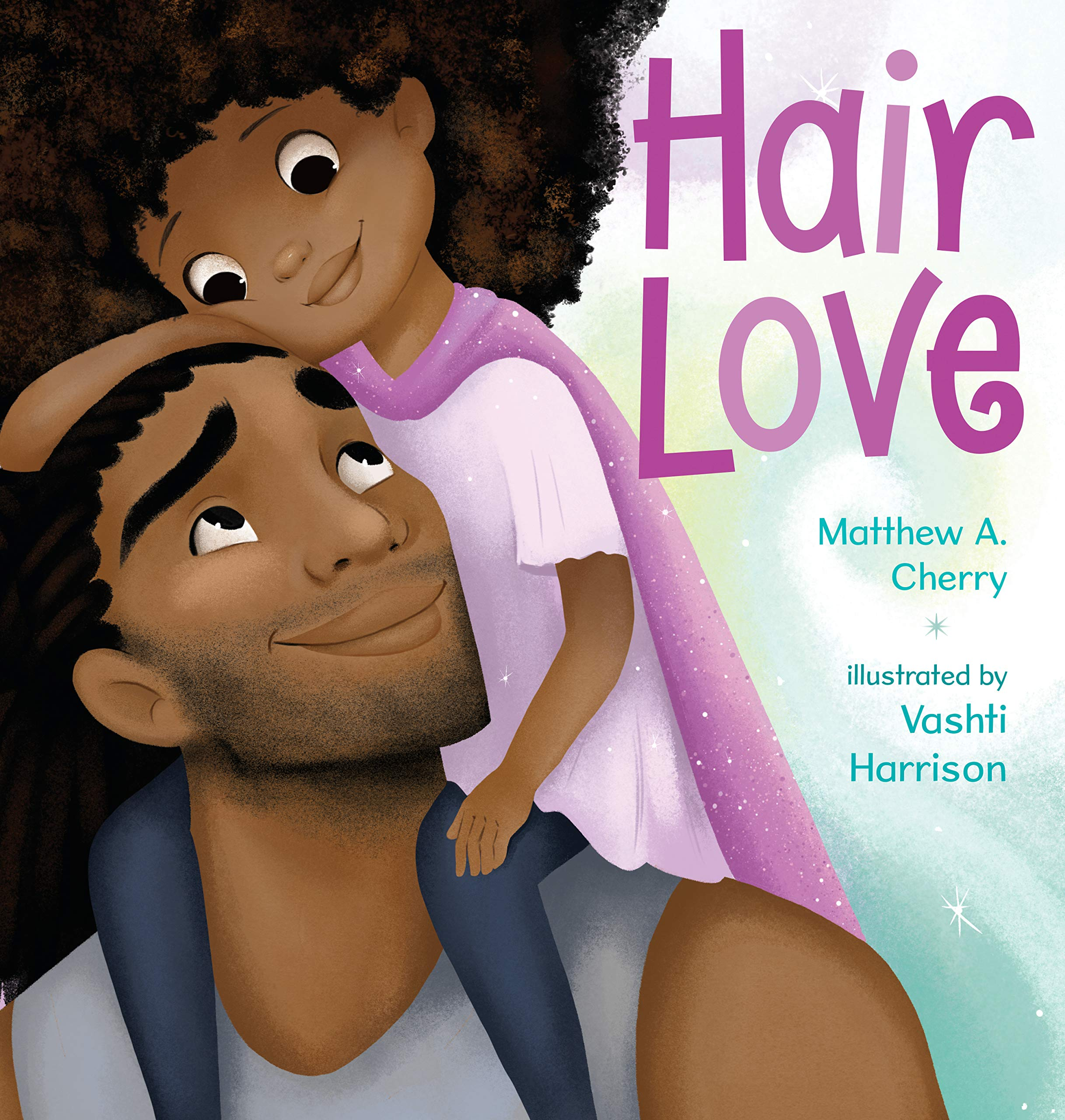 Image result for hair love book cover