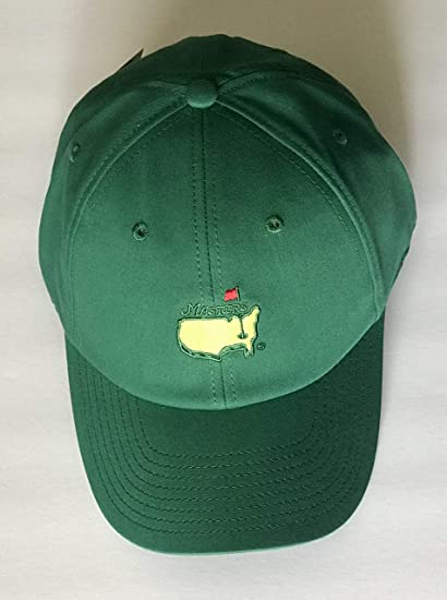 7b33605eec7 Image Unavailable. Image not available for. Color  2019 Masters golf hat  green ...