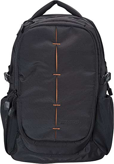 Mountain Warehouse Vic Laptop Bag 30L Backpack Durable Daypack Laptop Compartment Rucksack