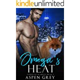 Omega's Heat: An M/M Shifter MPreg Romance (Foxes of Scarlet Peak Book 2)