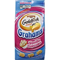 Pepperidge Farm Goldfish Grahams Vanilla Cupcake - 187 gm (14100096061)