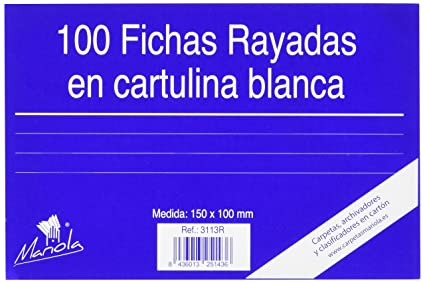 Mariola 3113r – Package of 100 Chips Rayadas, 150 x 100 mm