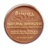 Rimmel London Natural Bronzer, 022 Sun Bronze, 14 g
