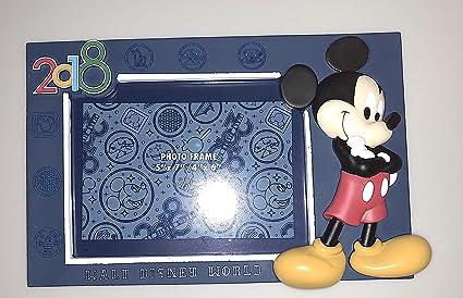 Amazoncom Disney Parks 2018 Walt Disney World Mickey Resin Photo