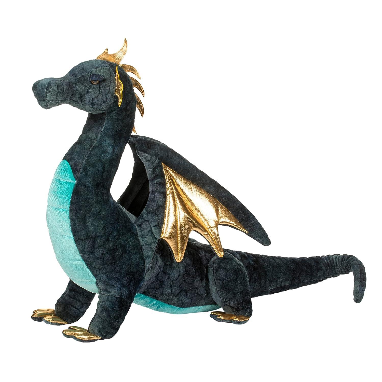 online barato Cuddle Cuddle Cuddle Toys 2376 Aragon - Juguete de dragón Azul Marino, tamaño Grande  encuentra tu favorito aquí