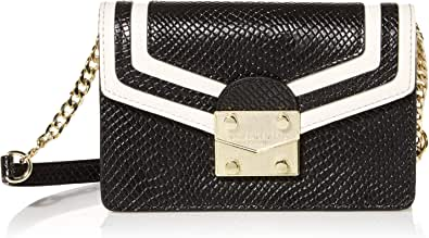 Karl Lagerfeld Paris Small Flap Crossbody Bag