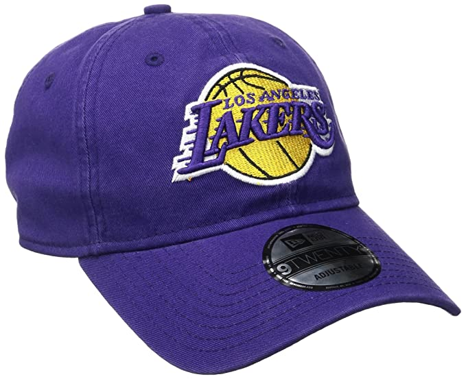 1edcd4d227c Amazon.com  NBA Los Angeles Lakers Core Classic 9Twenty Adjustable ...