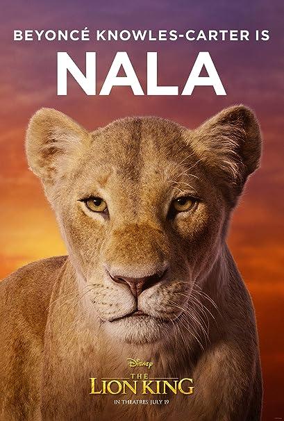 Amazoncom Newhorizon The Lion King 2019 Movie Poster 17
