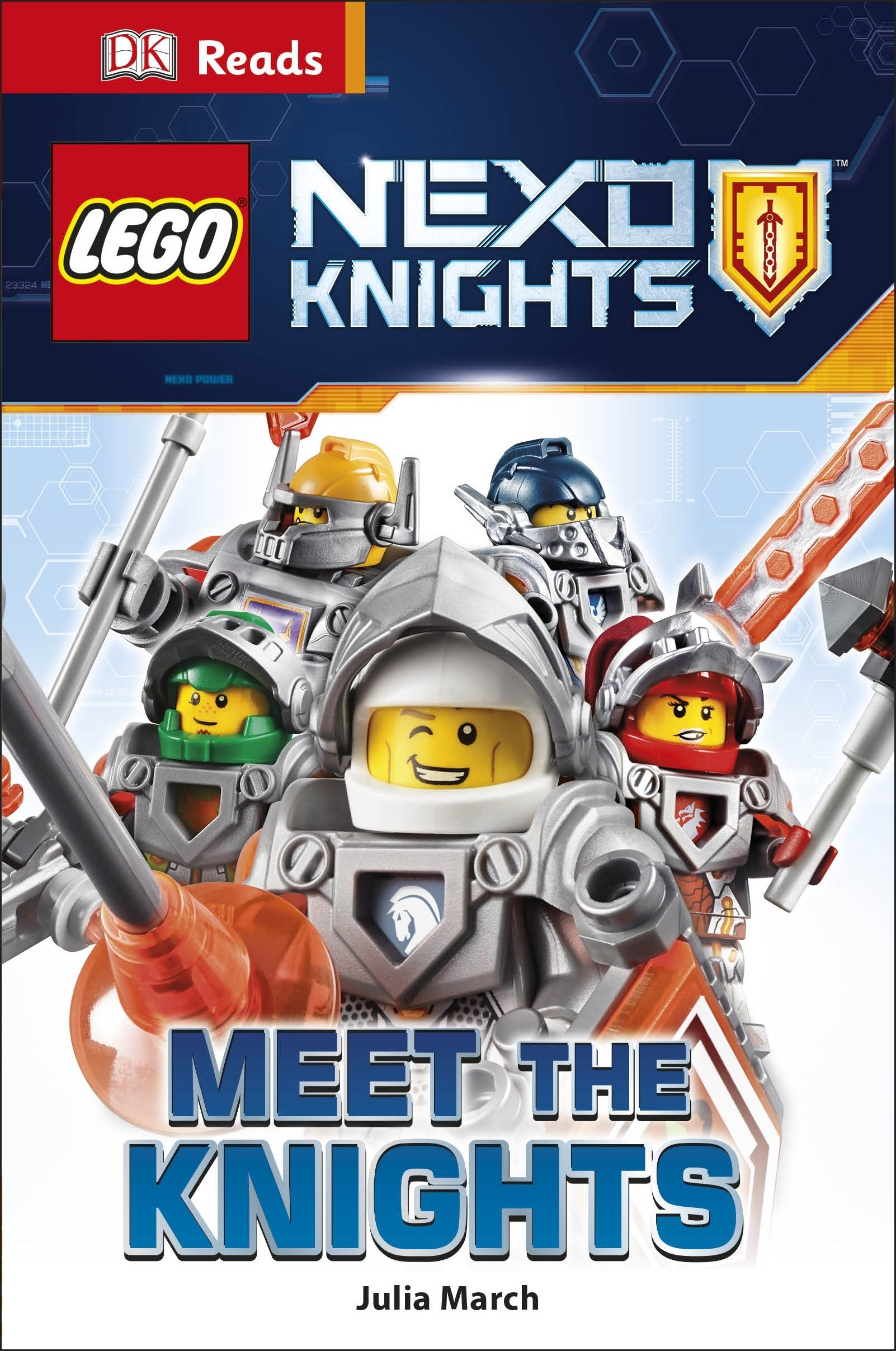 Download Lego Nexo Knights: Meet the Knights (DK Readers: Level 2) ebook