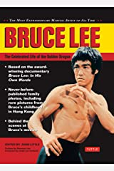 Bruce Lee: The Celebrated Life of the Golden Dragon (Bruce Lee Library) Kindle Edition
