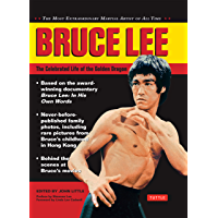 Bruce Lee: The Celebrated Life of the Golden Dragon (Bruce Lee Library) book cover