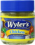 Wyler's Instant Bouillon Chicken Powder, 3.75 Ounce (Pack of 8)