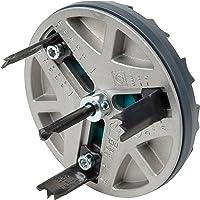 Wolfcraft 5977000 Sierra de corona ajustable, diámetro