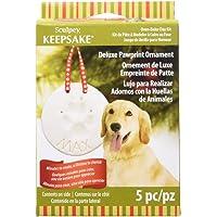 Sculpey Keepsake Kit-Pawprint Ornament
