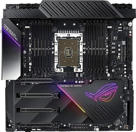 ASUS ROG Dominus Extreme Intel LGA 3647 for Xeon W-3175X (C621) 12 DIMM DDR4 M.2 U.2 EEB Performance Motherboard with Aquantia 10G LAN, USB 3.1