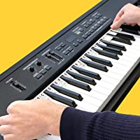 The Piano Rake (Piano Guide) - The NEW Alternative to Messy Piano Key Stickers & Labels