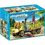 Playmobil - 6813 - Porteur avec Bucheron