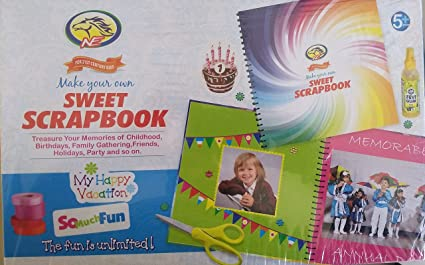 buy make your own sweet scrapbook online at low prices in india