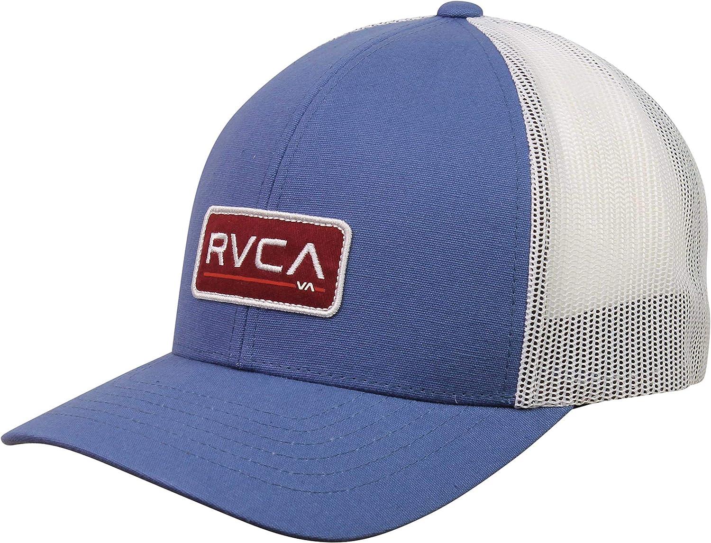 RVCA Ticket Trucker Ii Hat
