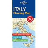Lonely Planet Italy Planning Map (Travel Guide)