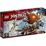LEGO - 70603 - NINJAGO - Jeu de Construction - L'attaque du Zeppelin des Pirates