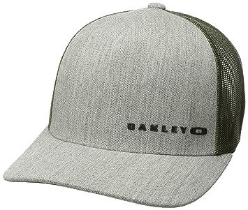 f782a65b15124 where to buy oakley halifax trucker mens cap worn olive 6c20f fdafd