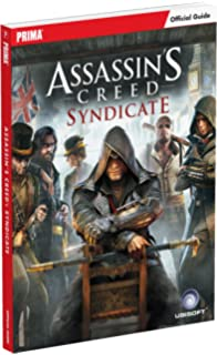 Assassins Creed Syndicate Official Strategy Guide Standard Edition