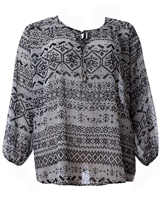 New Emily @ Simply Be Ladies Stone Beige Bell Sleeve Plus Size Tunic Top