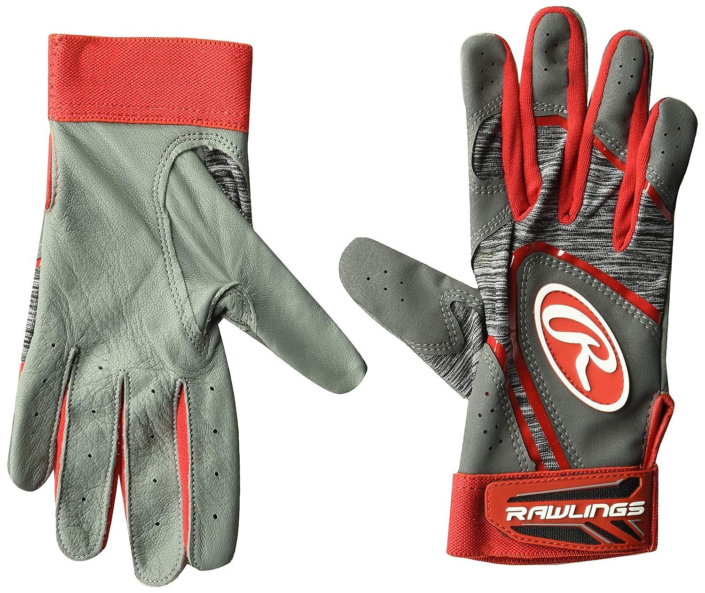Rawlings 5150 Youth Boy/'s Baseball Batting Gloves 5 Colors