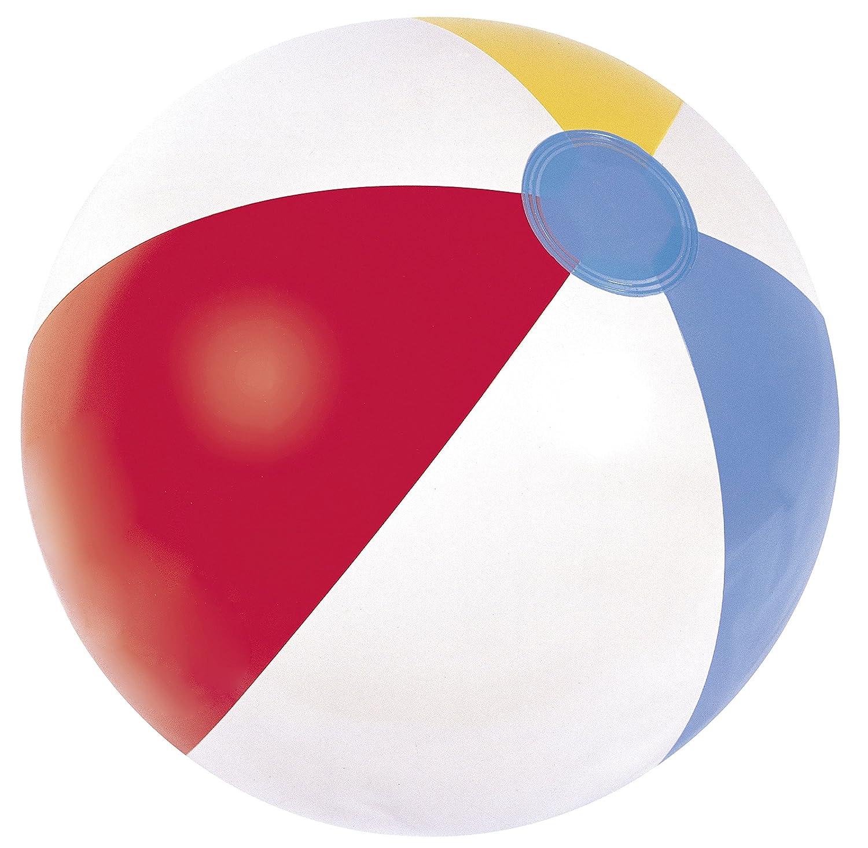 Bestway 31020 - Pallone Mare Spicchi, 41 cm, Multicolore Bestway Italia S.r.l. BW31020