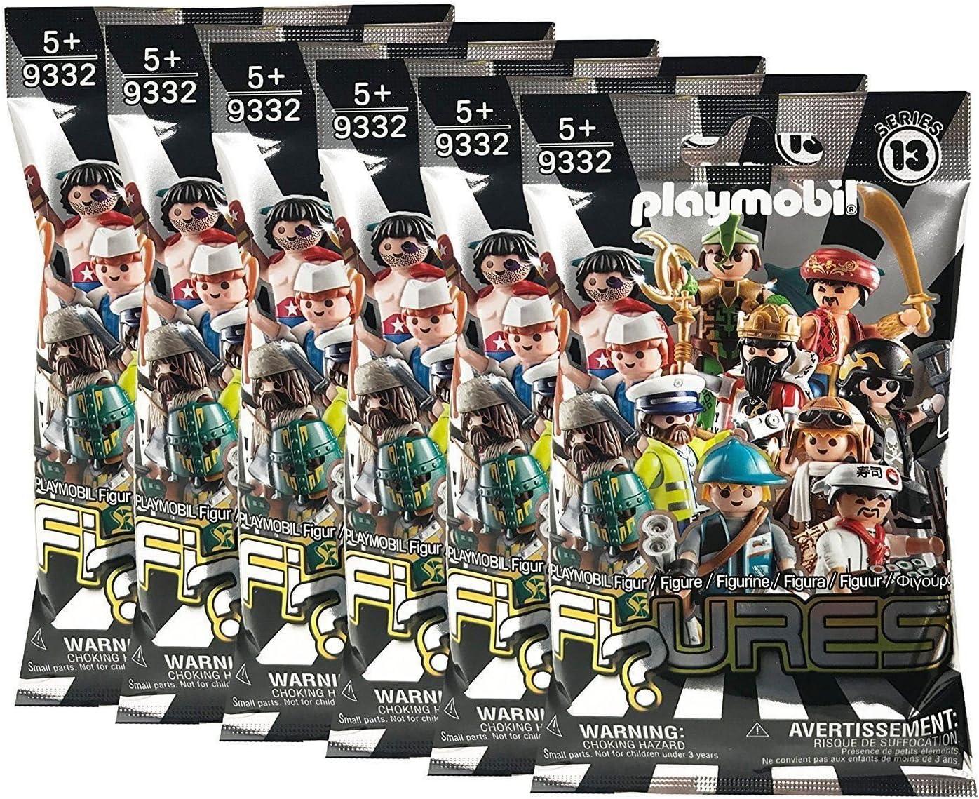 Playmobil 9332 - Figures Boys (Serie 13) (12 piezas): Amazon.es ...