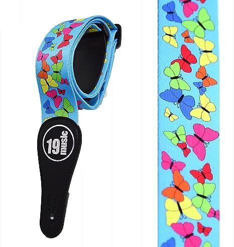 Unique Premium calidad suave tacto suave muy lindo hermoso delicado colores multicolor diseño de mariposas y