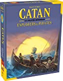 Catan Explorers and Pirates 5-6 Player Extension, 5th Edition