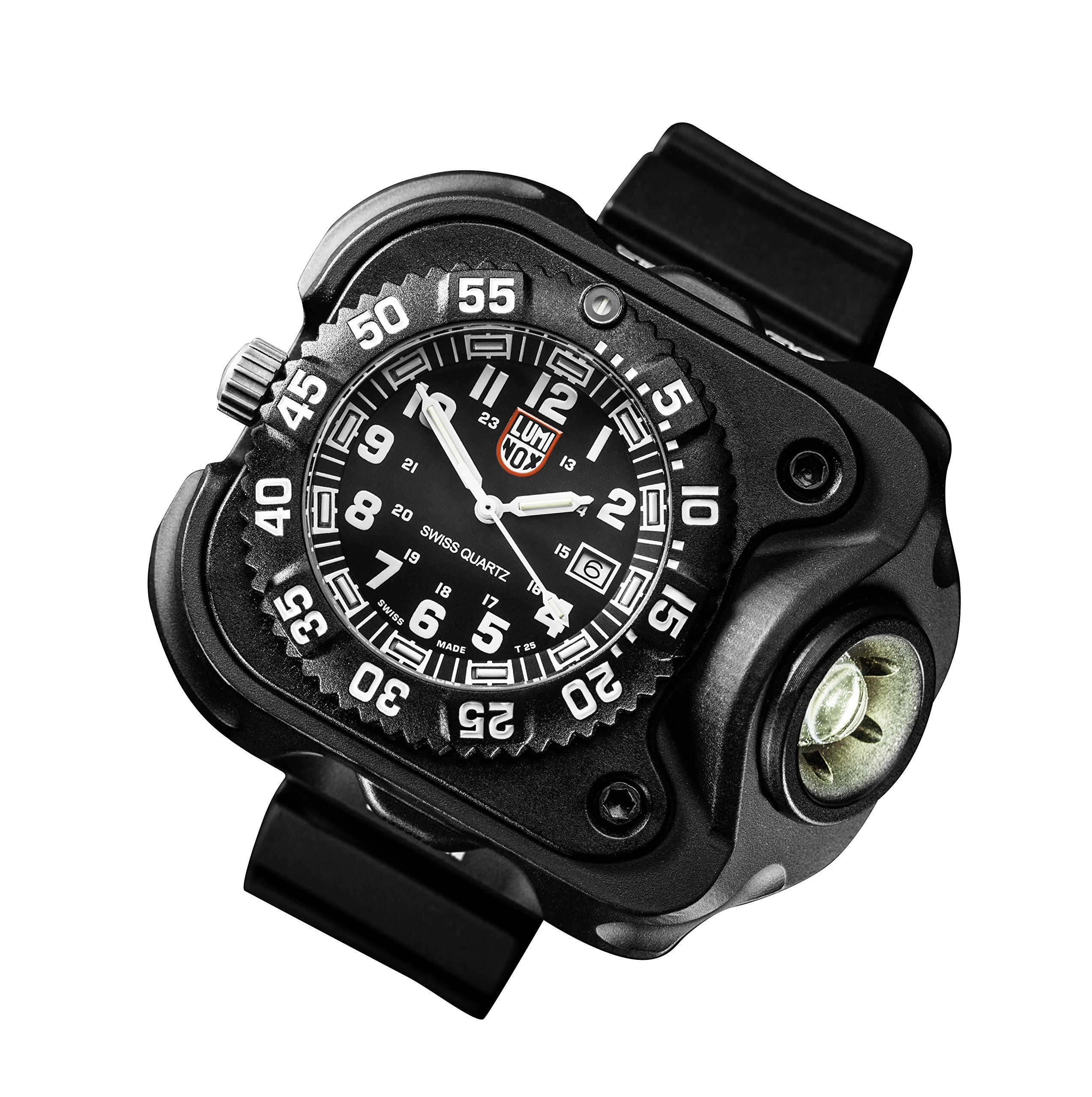 SureFire 2211 Luminox Rechargeable Variable Output LED Wrist Light & Watch by SureFire