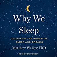 Image for Why We Sleep: Unlocking the Power of Sleep and Dreams