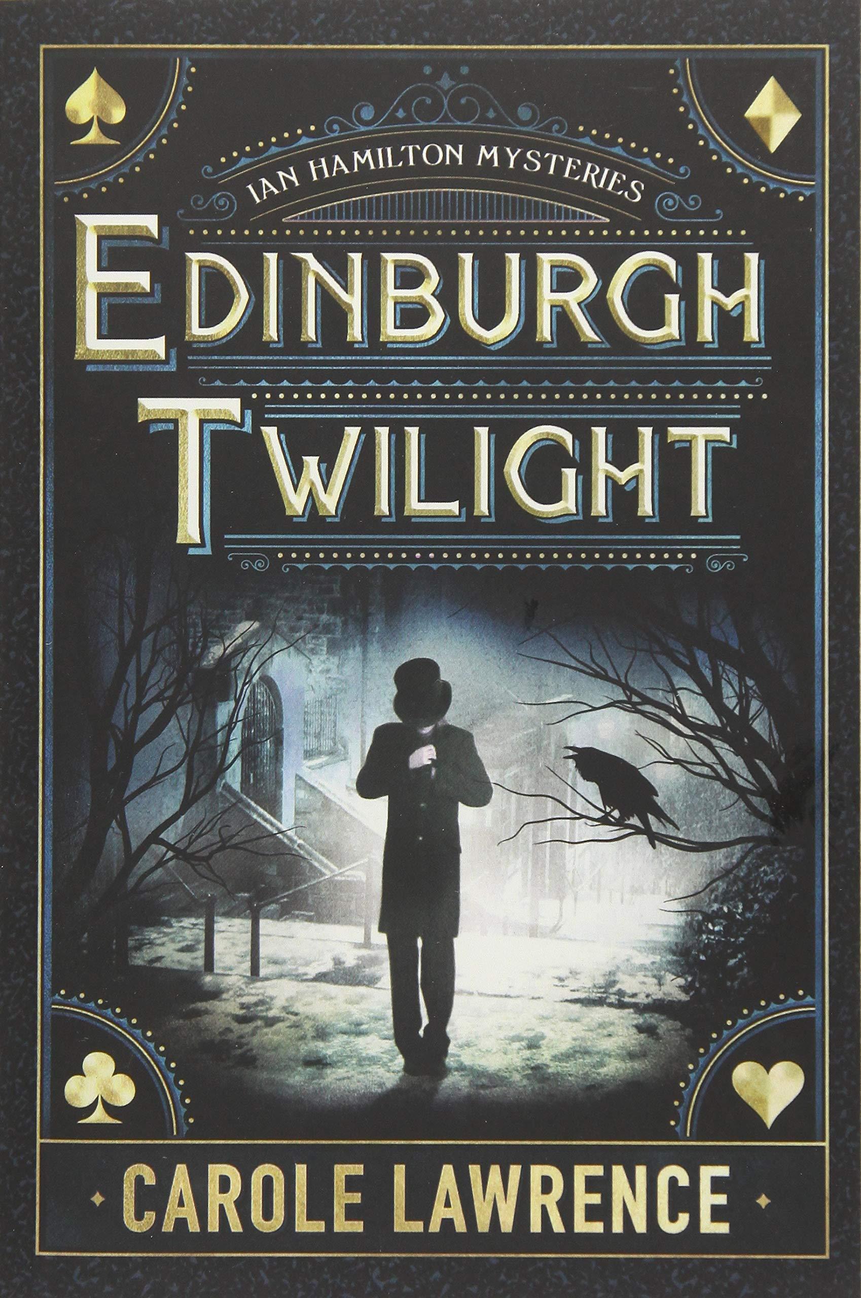 Read Online Edinburgh Twilight (Ian Hamilton Mysteries) pdf